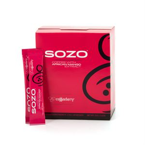 Picture of SOZO® Instant Coffee w/African Mango - 30 sachets